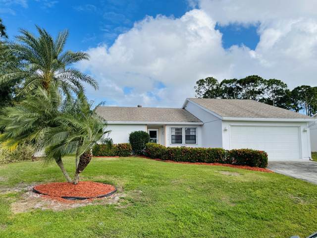 1019 SW Barbarosa Avenue, Port Saint Lucie, FL 34953 (MLS #RX-10681293) :: THE BANNON GROUP at RE/MAX CONSULTANTS REALTY I