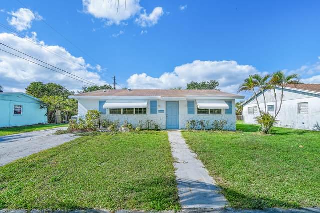 5889 Bimini Circle E, West Palm Beach, FL 33407 (MLS #RX-10681294) :: Castelli Real Estate Services