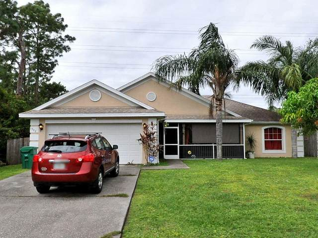1902 SW Mackenzie Street, Port Saint Lucie, FL 34953 (MLS #RX-10681363) :: THE BANNON GROUP at RE/MAX CONSULTANTS REALTY I