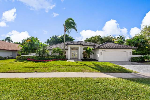 11235 Boca Woods Lane, Boca Raton, FL 33428 (MLS #RX-10681383) :: Berkshire Hathaway HomeServices EWM Realty