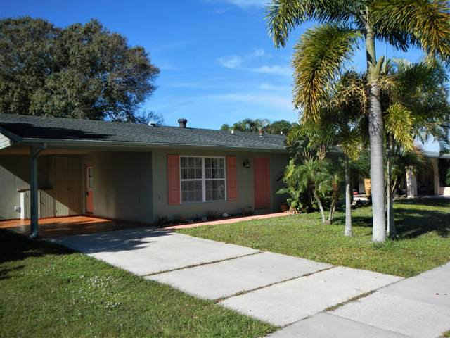 318 NE Floresta Drive, Port Saint Lucie, FL 34983 (MLS #RX-10681441) :: United Realty Group