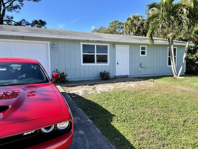 1914 SW Davis Street, Port Saint Lucie, FL 34953 (MLS #RX-10681476) :: THE BANNON GROUP at RE/MAX CONSULTANTS REALTY I
