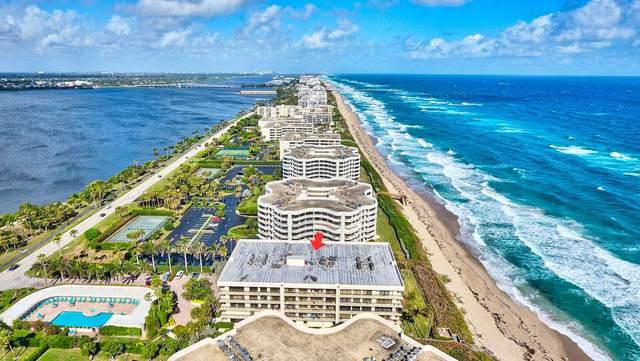 3390 S Ocean Boulevard #105, Palm Beach, FL 33480 (#RX-10681493) :: Baron Real Estate