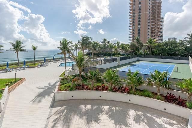 5200 N Ocean Drive #206, Singer Island, FL 33404 (#RX-10681501) :: Signature International Real Estate
