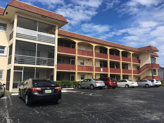 651 Pine Drive #209, Pompano Beach, FL 33060 (#RX-10681527) :: Signature International Real Estate
