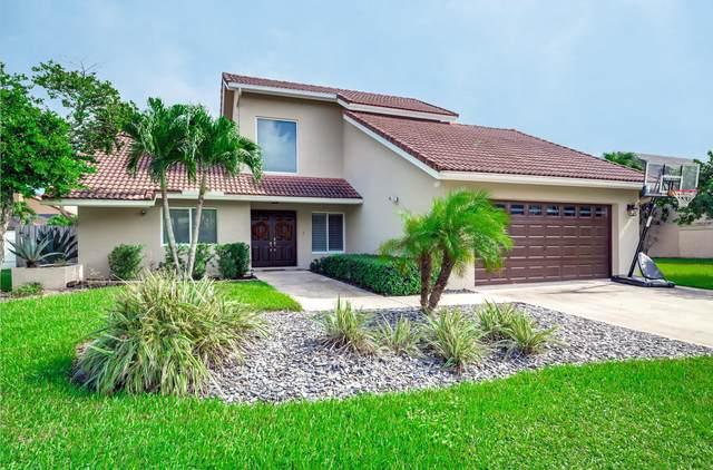 22340 Martella Avenue, Boca Raton, FL 33433 (MLS #RX-10681542) :: Laurie Finkelstein Reader Team