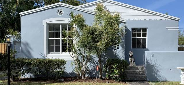 441 35th Street, West Palm Beach, FL 33407 (MLS #RX-10681556) :: Miami Villa Group