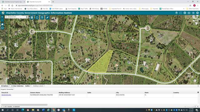 3610 Hidden Valley Cir Circle, Punta Gorda, FL 33982 (#RX-10681581) :: Treasure Property Group