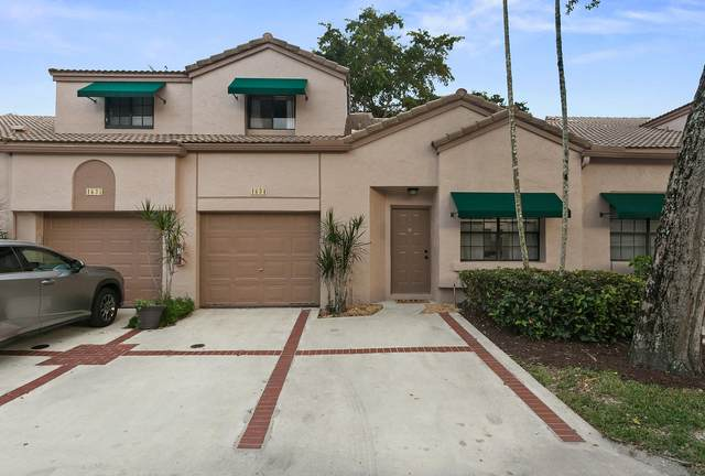 1634 Cypress Pointe Drive 4-10, Coral Springs, FL 33071 (#RX-10681586) :: Realty One Group ENGAGE