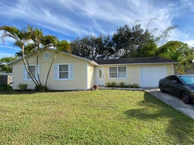 332 SW Voltair Terrace, Port Saint Lucie, FL 34984 (MLS #RX-10681723) :: THE BANNON GROUP at RE/MAX CONSULTANTS REALTY I
