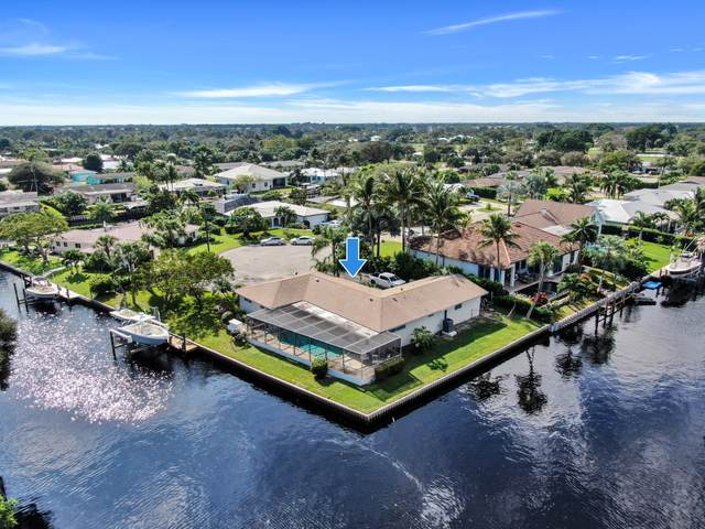 27 Leeward Circle, Tequesta, FL 33469 (MLS #RX-10681757) :: THE BANNON GROUP at RE/MAX CONSULTANTS REALTY I
