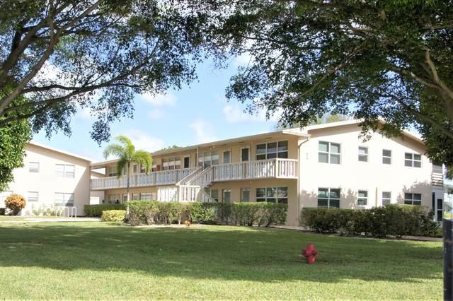 217 Camden I, West Palm Beach, FL 33417 (#RX-10681835) :: Posh Properties