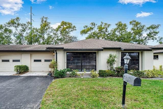 4948 Equestrian Circle B, Boynton Beach, FL 33436 (MLS #RX-10681845) :: Castelli Real Estate Services