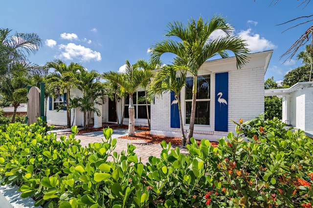 600 Park Place, West Palm Beach, FL 33401 (MLS #RX-10681876) :: THE BANNON GROUP at RE/MAX CONSULTANTS REALTY I
