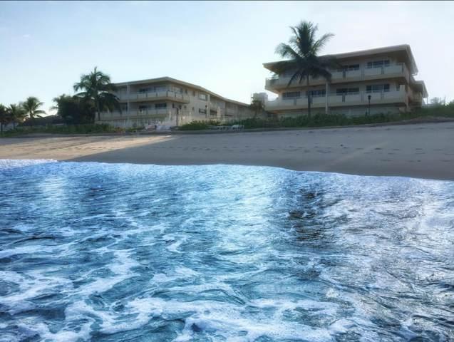 1198 Hillsboro Mile # 140, Hillsboro Beach, FL 33062 (MLS #RX-10681997) :: Berkshire Hathaway HomeServices EWM Realty