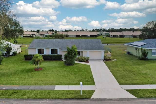 750 SW Bridgeport Drive, Port Saint Lucie, FL 34953 (MLS #RX-10681998) :: Miami Villa Group