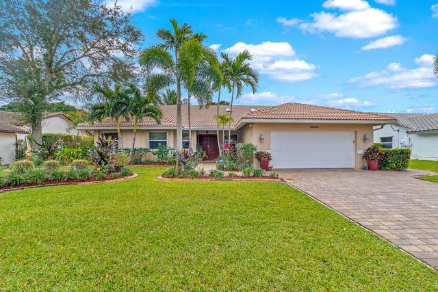 8640 NW 57th Court, Coral Springs, FL 33067 (MLS #RX-10682005) :: Laurie Finkelstein Reader Team