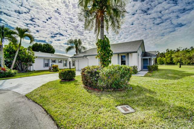 5500 Janice Lane, West Palm Beach, FL 33417 (MLS #RX-10682069) :: Laurie Finkelstein Reader Team