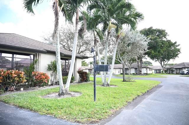 4971 Eaglewood B Road B, Boynton Beach, FL 33436 (MLS #RX-10682120) :: Castelli Real Estate Services