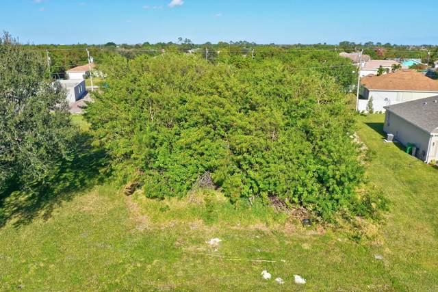 543 SW Nagle Place, Port Saint Lucie, FL 34953 (MLS #RX-10682193) :: Berkshire Hathaway HomeServices EWM Realty