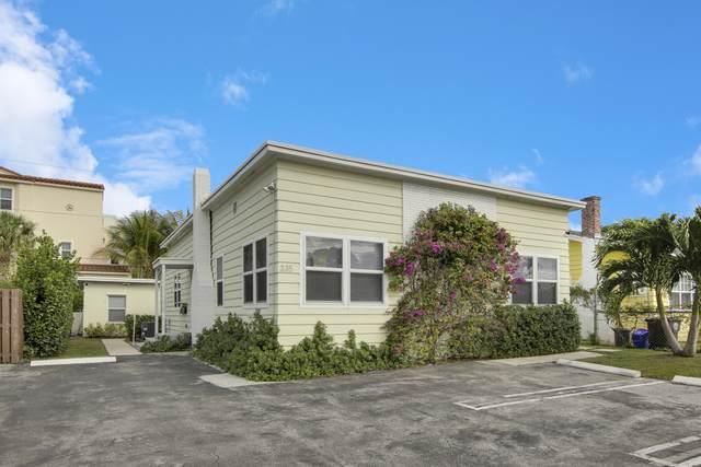 335 Kenilworth Boulevard 1-3, West Palm Beach, FL 33405 (MLS #RX-10682201) :: The Paiz Group