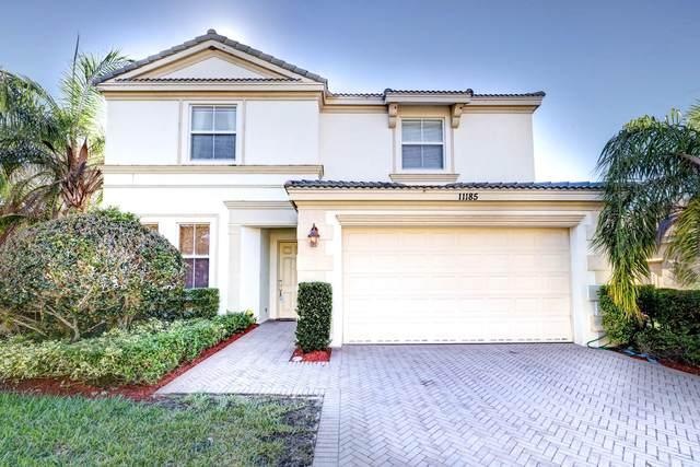 11185 SW Springtree Terrace, Port Saint Lucie, FL 34987 (MLS #RX-10682234) :: Laurie Finkelstein Reader Team