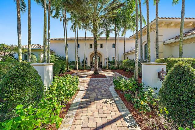12204 Tillinghast Circle, Palm Beach Gardens, FL 33418 (#RX-10682267) :: Ryan Jennings Group