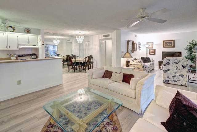 9506 N Belfort Circle #110, Tamarac, FL 33321 (MLS #RX-10682296) :: Castelli Real Estate Services