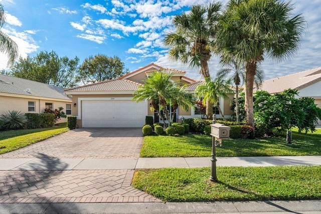 12191 Castle Pines Road, Boynton Beach, FL 33437 (MLS #RX-10682302) :: Berkshire Hathaway HomeServices EWM Realty