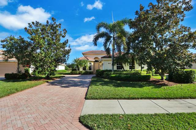 9210 Champions Way, Port Saint Lucie, FL 34986 (MLS #RX-10682303) :: THE BANNON GROUP at RE/MAX CONSULTANTS REALTY I