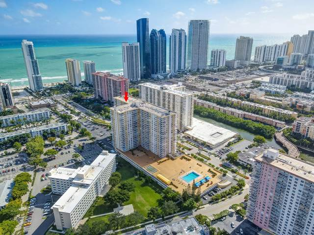 231 174th Street #1516, Sunny Isles Beach, FL 33160 (MLS #RX-10682314) :: Berkshire Hathaway HomeServices EWM Realty