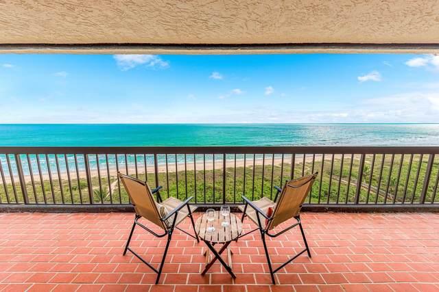 3100 N Highway A1a Ph D2, Hutchinson Island, FL 34949 (#RX-10682331) :: Signature International Real Estate