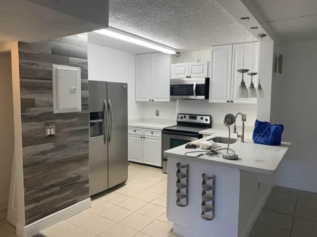 6031 10th Avenue N #119, Greenacres, FL 33463 (MLS #RX-10682335) :: Berkshire Hathaway HomeServices EWM Realty