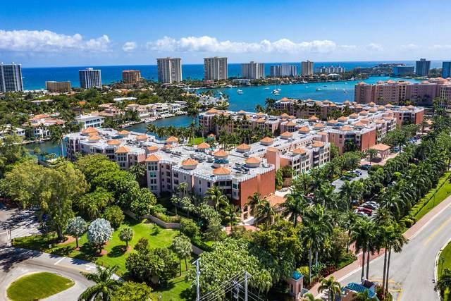 120 SE 5th Avenue #219, Boca Raton, FL 33432 (#RX-10682347) :: The Rizzuto Woodman Team