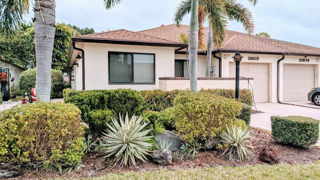 20815 Concord Green Drive W, Boca Raton, FL 33433 (MLS #RX-10682363) :: THE BANNON GROUP at RE/MAX CONSULTANTS REALTY I