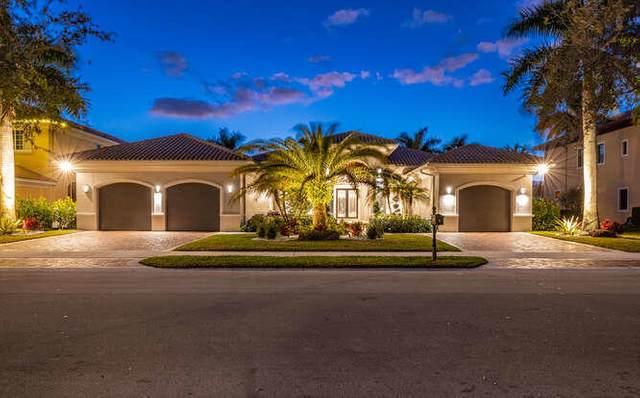 6705 NW 122nd Avenue, Parkland, FL 33076 (#RX-10682460) :: Signature International Real Estate