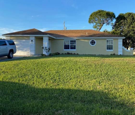 3211 SE West Snow Road, Port Saint Lucie, FL 34984 (MLS #RX-10682496) :: Miami Villa Group