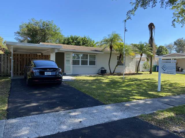 5118 SW 93rd Avenue, Cooper City, FL 33328 (MLS #RX-10682505) :: United Realty Group