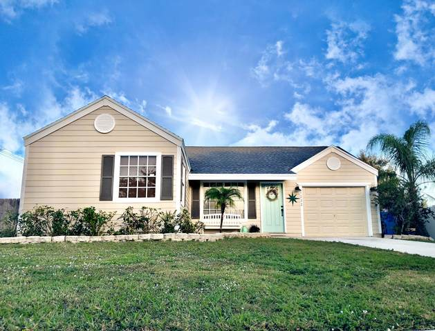1232 Grandview Circle, Royal Palm Beach, FL 33411 (MLS #RX-10682546) :: THE BANNON GROUP at RE/MAX CONSULTANTS REALTY I