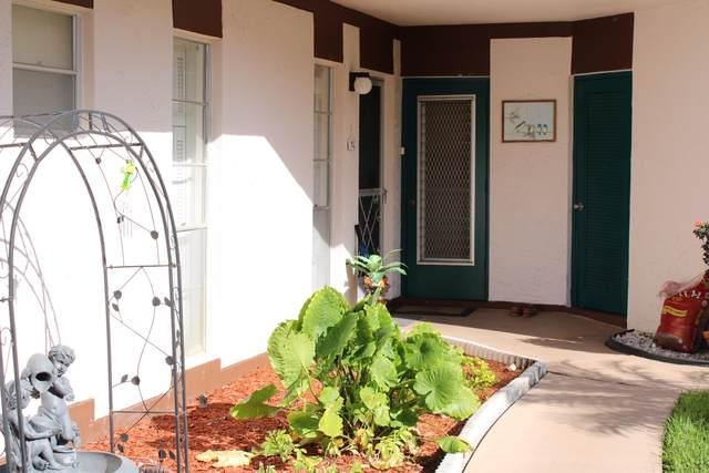 7 Greenway Village N #108, Royal Palm Beach, FL 33411 (#RX-10682590) :: The Rizzuto Woodman Team