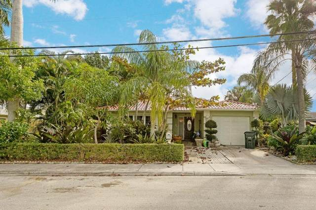 211 S 18th Avenue, Lake Worth Beach, FL 33460 (MLS #RX-10682618) :: THE BANNON GROUP at RE/MAX CONSULTANTS REALTY I