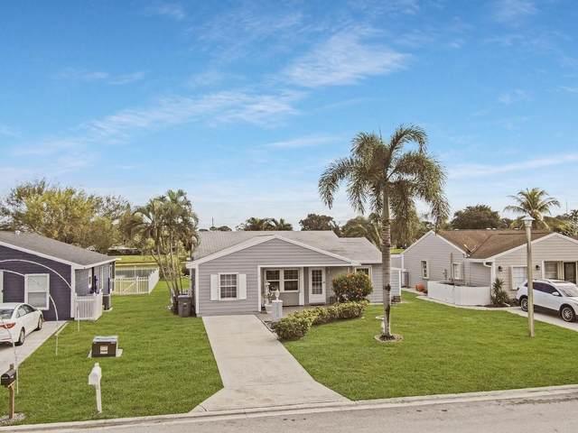 9038 Woodlark Terrace, Boynton Beach, FL 33472 (MLS #RX-10682668) :: The Paiz Group