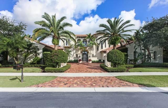 111 Via Palacio, Palm Beach Gardens, FL 33418 (MLS #RX-10682684) :: THE BANNON GROUP at RE/MAX CONSULTANTS REALTY I