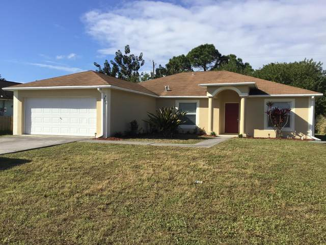 4650 SW Joffre Street, Port Saint Lucie, FL 34953 (MLS #RX-10682742) :: THE BANNON GROUP at RE/MAX CONSULTANTS REALTY I