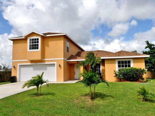 217 SW Voltair Terrace, Port Saint Lucie, FL 34984 (MLS #RX-10682752) :: THE BANNON GROUP at RE/MAX CONSULTANTS REALTY I