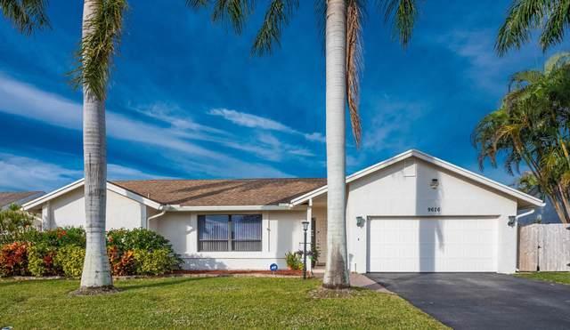 9626 Richmond Circle, Boca Raton, FL 33434 (MLS #RX-10682782) :: Castelli Real Estate Services