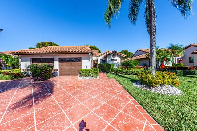 6376 Kings Gate Circle, Delray Beach, FL 33484 (#RX-10682795) :: Realty One Group ENGAGE