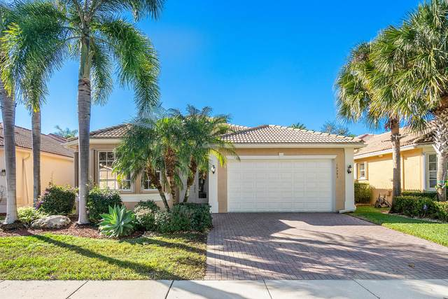 10583 Conway Trail, Boynton Beach, FL 33437 (MLS #RX-10682801) :: THE BANNON GROUP at RE/MAX CONSULTANTS REALTY I