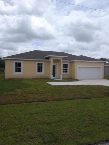 1766 SW Mcallister Lane, Port Saint Lucie, FL 34953 (MLS #RX-10682802) :: THE BANNON GROUP at RE/MAX CONSULTANTS REALTY I