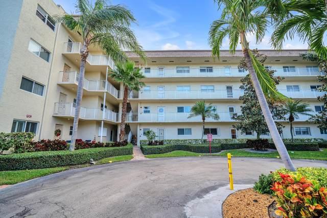 650 Snug Harbor Drive G204, Boynton Beach, FL 33435 (#RX-10682871) :: Michael Kaufman Real Estate